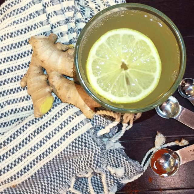Hot and spicy lemonaid tonic is now up on thehellip