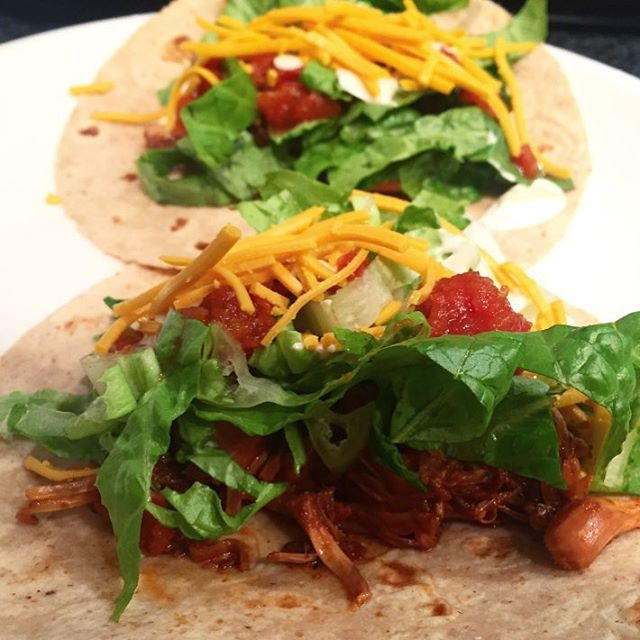 ITS TACO TUESDAY Pulled jackfruit on the blog now!! TOOhellip